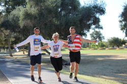 Conquistadores 5K Run/Walk the Course